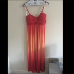 Floor length dress for any occasion